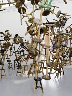 Bang by Ai Weiwei at Venice Art Biennale 2013