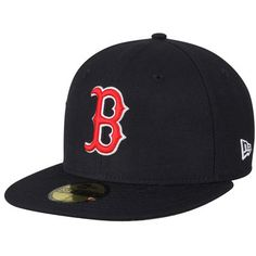new concept b0186 27df6 Boston Red Sox New Era Standard 2 Low Profile 59FIFTY Fitted Hat - Navy
