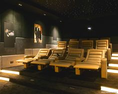 Cool Home Accessories Uk Contemporary Home Cinema by Finite Solutions