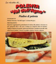 Piadine di polenta