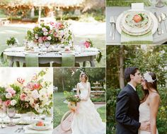 outdoor garden weddings