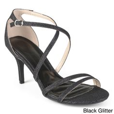Journee Collection Women's 'Lux' Strappy Classic Pumps