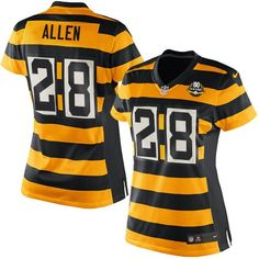Cheap 7 Best Authentic Cortez Allen Jersey: Steelers Big & Tall Elite  hot sale