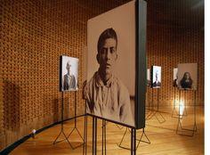 Murmúrios Exhibition - Exhibitions / studio andrew howard