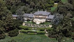 Celebrities homes luxury and dream homes on pinterest