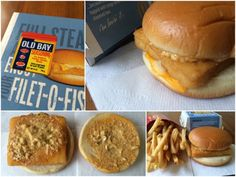 REVIEW: New Old Bay Filet-O-Fish from McDonald's