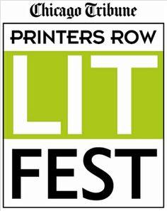Printers Row Lit Fest 2012