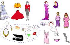 les vêtements féminins - français Vocabulaire - LanguageGuide.org