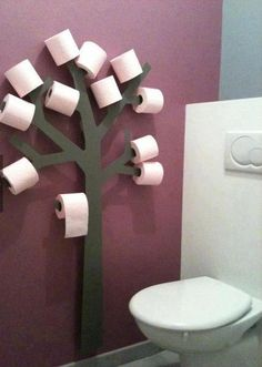bahroom toilet decoration