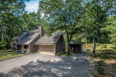 Fabulous Fryeburg! Looking to be near the village yet on a quiet wooded lot, w/ privacy? Look no further, as this attractive contemporary cape is the best of both. 3+ acres mixes woods & sunshine directly across w/ a filtered peek to Lovewell Pond/Lake. Sunny floor plan w/1st floor master, bath & laundry. 2 bdrms w/full bath upstairs. Spacious living room, vaulted ceilings & large window seat w/storage. Open kitchen/dining, plenty of counters, breakfast bar & eating space. Brick hearth…