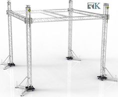 Roof Truss system with flattop Truss