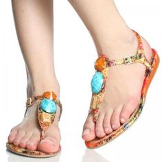 ea937a1b4bc180 Trends Of Flat Sandals 2014 For Women Sandals 2014