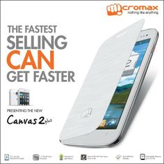 Last 2 seats, Rs. 1,500/- only for Micromax Canvas 2 Plus A110Q. HURRY BEFORE ITS TOO LATE!! http://www.dealite.in/Auction/Micromax-Canvas-2-Plus-A110Q/DEAL09112023  * Original, box packed and with 1 year manufacturer's warranty * Android v4.2.1 (Jelly Bean) OS * Dual SIM (GSM + GSM) * 8 MP Primary Camera * 2 MP Secondary Camera * 5-inch Capacitive Touchscreen * 1.2 GHz Quad Core Processor * HD Recording * Expandable Storage Capacity of 32 GB