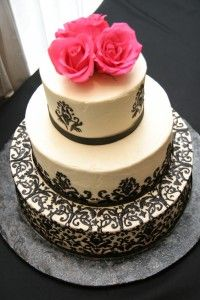 except with red roses on top!