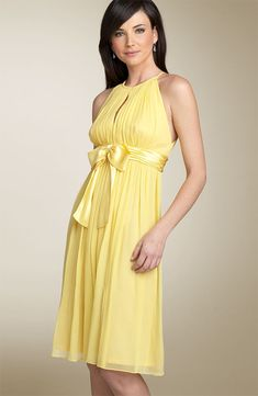 bridesmaid dresses - with a jacket! :)