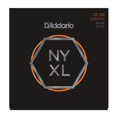 D'Addario NYXL Nickel Wound Electric Guitar Strings