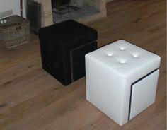 Designed by Erik Remmers. A young dutch designer. For more info visit: www.designstudiovandaag.nl  Model: Cube