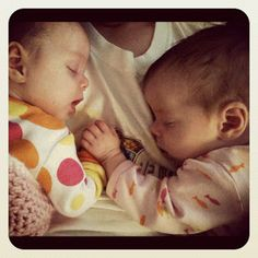 Surviving Our Blessings: TwinsDay Wednesday: For You, New Twin Mom...