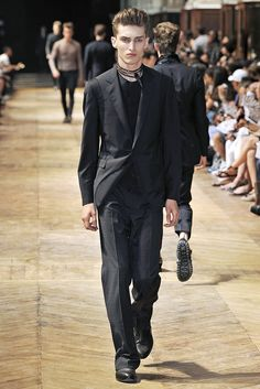 Lanvin Spring 2011 Menswear - Collection - Gallery - Style.com