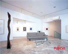 Salon climatizado con aire acondicionado Fujitsu modelo SLIDE-LT