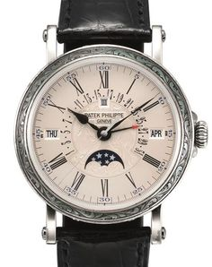 Patek Philippe 18k. This is a must have watch for any successful Man! www.thehankybuddy.com