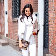 50 Street Style Looks To Try This Spring via @WhoWhatWear