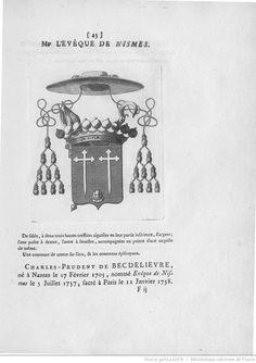 Armorial des États de Languedoc. Par M. Gastelier de La Tour,...
