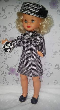 Nancy Doll, Miss Piggy, American Girl Clothes, Barbie I, Hello Dolly, Doll Clothes, Girl Outfits, Dolls, Crochet