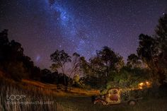Milky way drive  We spend a weekend in the bush to get away from everything for a couple of days. It is amazing how many stars you see when you away from the light pollution of our citys.  Finally gave me  a chance to have a go and take a shot of the milky way (was on my list for a long time) need a bit more practice before I can hang it on the wall. Thanks for looking Norbert  Camera: NIKON D800 Lens: 15.0 mm f/2.8 Focal Length: 15mm Shutter Speed: 30sec Aperture: f/2.8 ISO/Film: 1600  Imag...