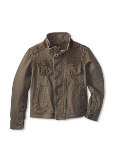 Lil Jachs Boy's Jacket at MYHABIT