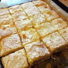 Almás pudingos leveles tésztában, káprázatos édes csoda, ha valami egyszerű sütire vágysz! - Egyszerű Gyors Receptek