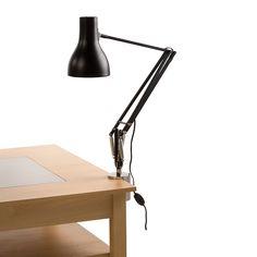Type 75 Desk Clamp Lamp, Horne