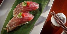 Katsuo Nigiri made with Hawaiian Skip Jack Tuna, at Ichi Sushi in San Francisco, Calif., is seen on September 16th, 2011. Photo: John Storey, Special To The Chronicle / SF