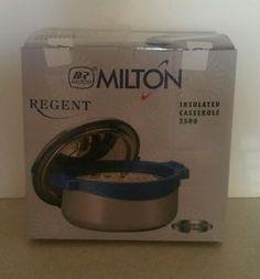 Milton regent 2.5 liter stainless steel casserole pan  | eBay