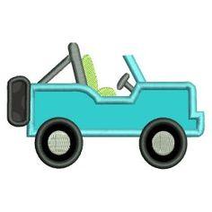 All Designs :: 2016 :: Jeep Applique