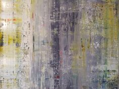 I want this Gerhard Richter oil painting. New European Painting, Gerhard Richter Painting, Modern Art, Contemporary Art, Tate Gallery, Art Graphique, Oeuvre D'art, Abstract Art, Abstract Paintings