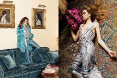 RJ   Harpers Bazaar China - Anna Molinari