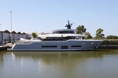 Oceanic Yachts launched the first Oceanic 90 STS christened TSATSA. She will make her world debut at Cannes Yachting Festival.