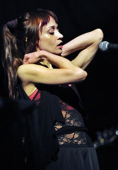 Fiona Apple in Austin on March 14, 2012