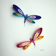 Filigramas Mariposa