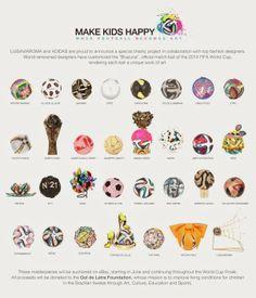 Mis favoritas sin duda son la de Shourouk, Etro, Nº21, Stefano de Lellis y Luisa Via Roma  Cuál es tu favorita??? Pretty in Pink: MAKE KIDS HAPPY: when football becomes art (& fash...