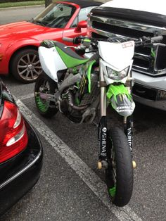 And another one KLX450R sumo