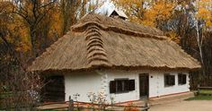 Dach ze słomy Cottages, Poland, Countryside, Apartments, Miniatures, Houses, Live, House Styles, Places