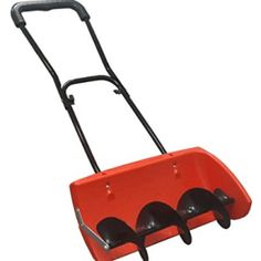 EasyGoProducts Snow Screw, Auger Style Manual Snow Blower, Snow Plow, Heavy Duty Turning Pusher Shovel – Compare to Snow .Our EasyGo Snow Blower quickly moves Electric Snow Shovel, Electric Snow Blower, Blue Garden, Lawn And Garden, Snow Shovel With Wheels, Best Electric Scooter, Riding Lawn Mowers, Best Amazon Products, Snow Plow