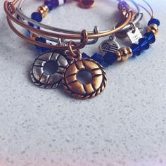 ALEX AND ANI Life Preserver Bangle | Donate Life America | Resilience • Support • Assurance