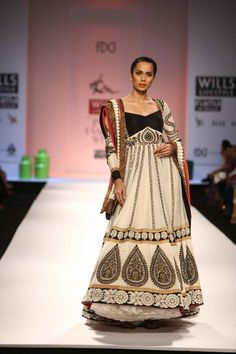 Ekru by Ekta & Ruchira at Wills Lifestyle India Fashion Week Autumn Winter 2013 Delhi