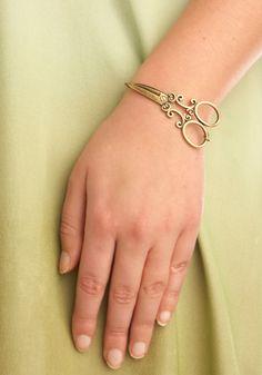 One Thing's for Shear Bracelet