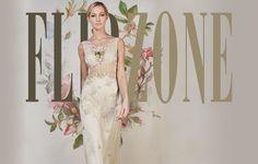 クレア・ペティボーン [Claire Pettibone] - ウェディングドレス - 「Decoupage」, 2013コレクション