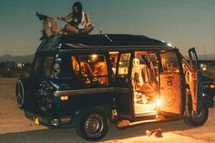 #18.) Take a camping van across the United States, preferably down the Pan-American highway.