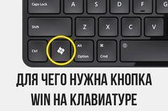 💡Список комбинаций клавиши Win  Кнопка Win, которую можно найти на клавиатуре PC-совместимых компьютеров, служит не только для вызова меню «Пуск». Ее использование в сочетании с другими клавишами упрощает работу на компьютере и значительно экономит время.  ⊞ Win — открыть/ закрыть меню «Пуск», в Windows 8.1 — открыть предыдущее окно; ⊞ Win + A — открыть Центр уведомлений (в Windows 10); ⊞ Win + B — выбрать первый значок в области уведомлений (затем можно переключаться между значками…